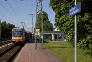 Stadt Bruchsal Anreise